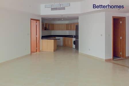 فلیٹ 1 غرفة نوم للايجار في دبي مارينا، دبي - Tower B | Spacious | Partial Marina | Balcony
