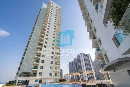فلیٹ 2 غرفة نوم للبيع في جزيرة الريم، أبوظبي - Exquisite Large Layout| Scenic Balcony| Maids Room