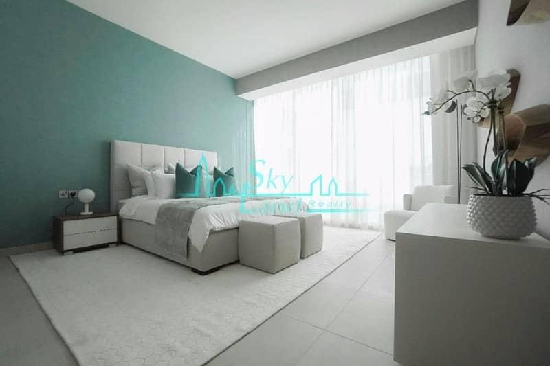 2 Serenia|2-BR|Sea/Gulf View|Balcony|140 sq.m|Great Location