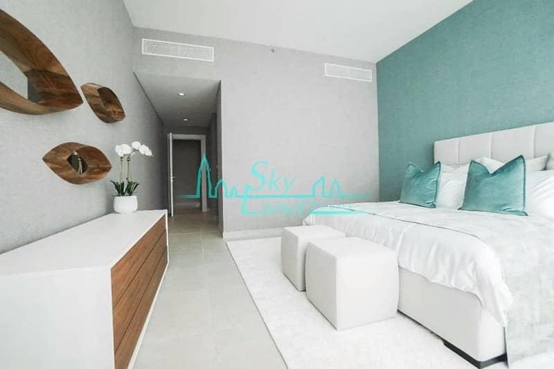 15 Serenia|2-BR|Sea/Gulf View|Balcony|140 sq.m|Great Location