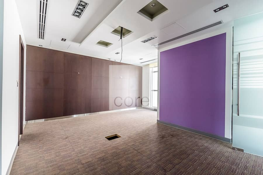2  fitted office near metro