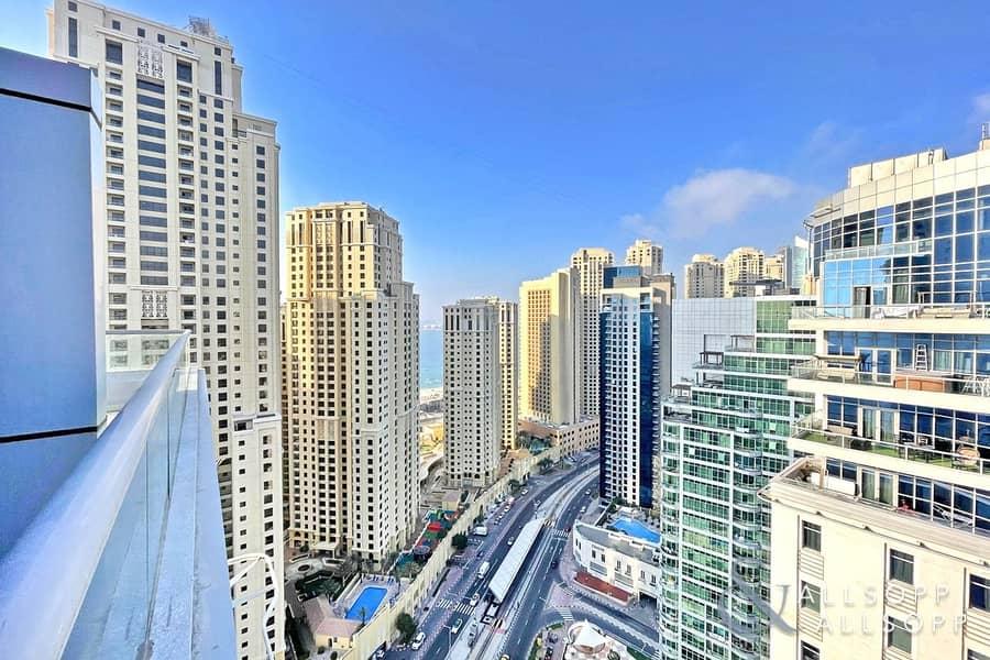 9 Top Floor | Marina View | Modern Kitchen