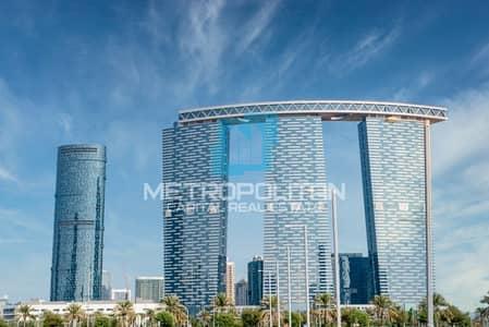 1 Bedroom Flat for Sale in Al Reem Island, Abu Dhabi - Hot Deal| High Floor| Vacant| Very Spacious Layout
