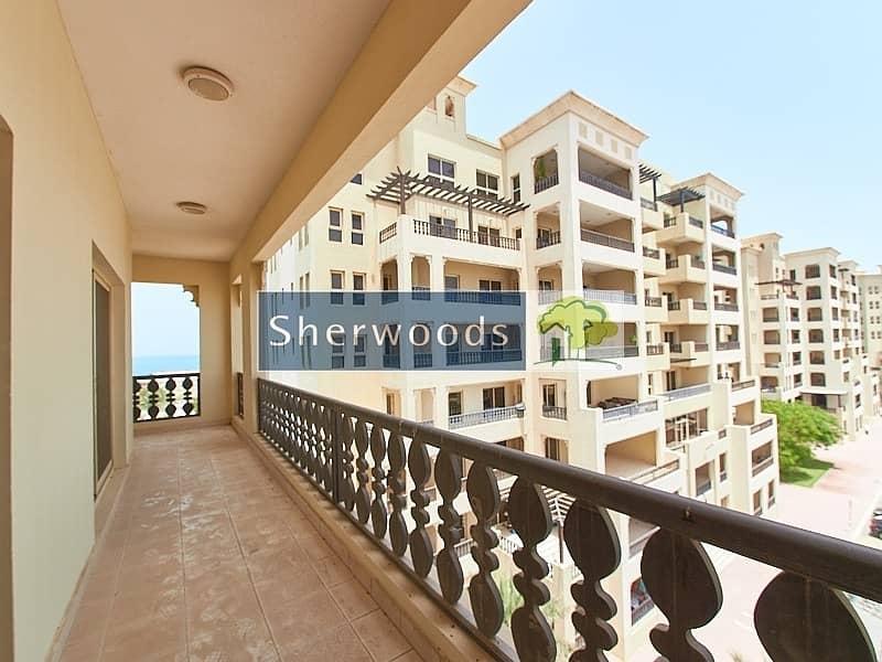 12 Large Balcony - 3 Bedroom plus Maids Room- Corner Unit