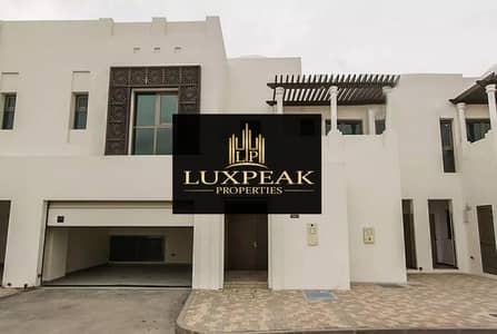 4 Bedroom Villa for Sale in Al Bateen, Abu Dhabi - Amazing Villa 4br in al bateen Park