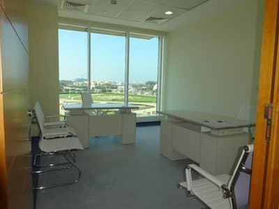 مکتب  للايجار في الحضيبة، دبي - مکتب في بناية الحضيبة الحضيبة 25000 درهم - 5016496