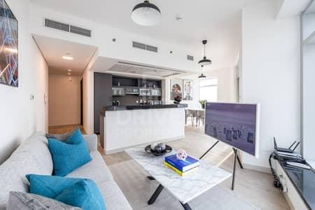 فلیٹ 1 غرفة نوم للبيع في وسط مدينة دبي، دبي - High-Quality | Partial Burj Khalifa View