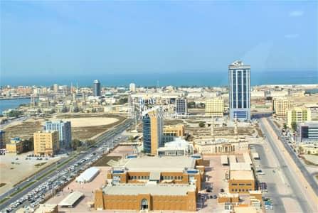 استوديو  للايجار في السير، رأس الخيمة - Beautiful studio for rent in RAK Tower with very good features