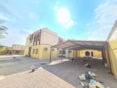 8 Bedroom Villa for Rent in Al Gharayen, Sharjah - Duplex independent 8bhk villa rent 100k in 4cheque payment call. 054_4429400