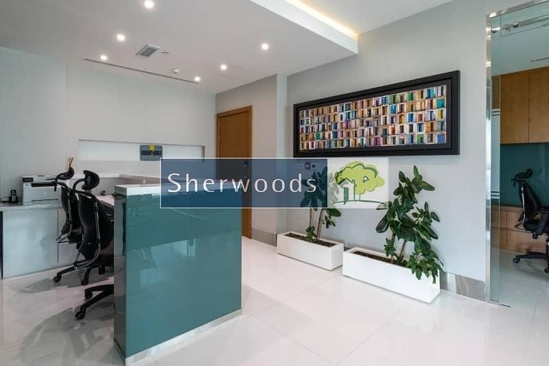 2 Mangrove and City Views - Executive Office - High Floor