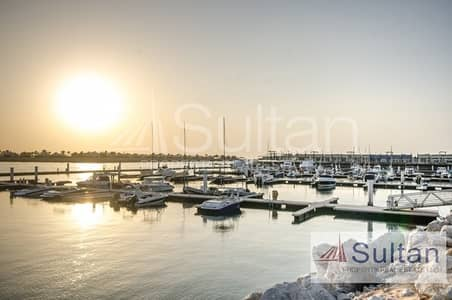 Studio for Rent in Al Hamra Village, Ras Al Khaimah - Huge Studio With Beautiful Sea & Pool View In Marina Al Hamra Village