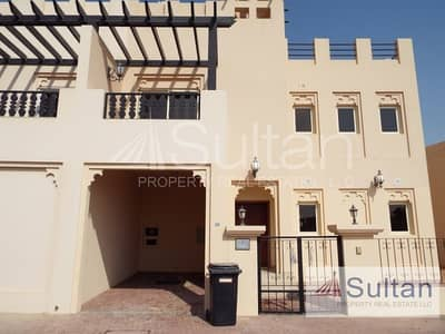 3 Bedroom Townhouse for Rent in Al Hamra Village, Ras Al Khaimah - 3BR Townhouse for rent in Hamra Village near 5* Waldorf