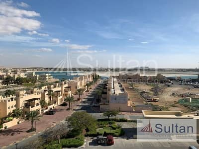 Studio for Sale in Al Hamra Village, Ras Al Khaimah - Lagoon Fully Furnished High Floor Marina Studio