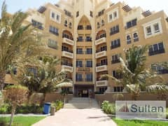 Beautiful Furnished Studio in Marjan Island- Sea View