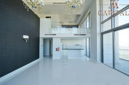 بنتهاوس 2 غرفة نوم للايجار في البرشاء، دبي - Stunning Penthouse | Affordable Price | High Floor