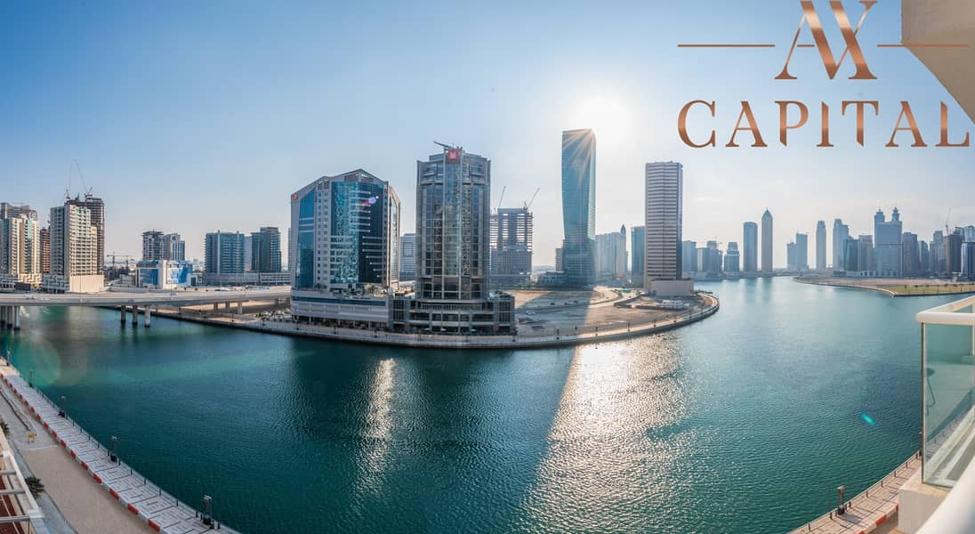 Canal View | Spacious | Furnished