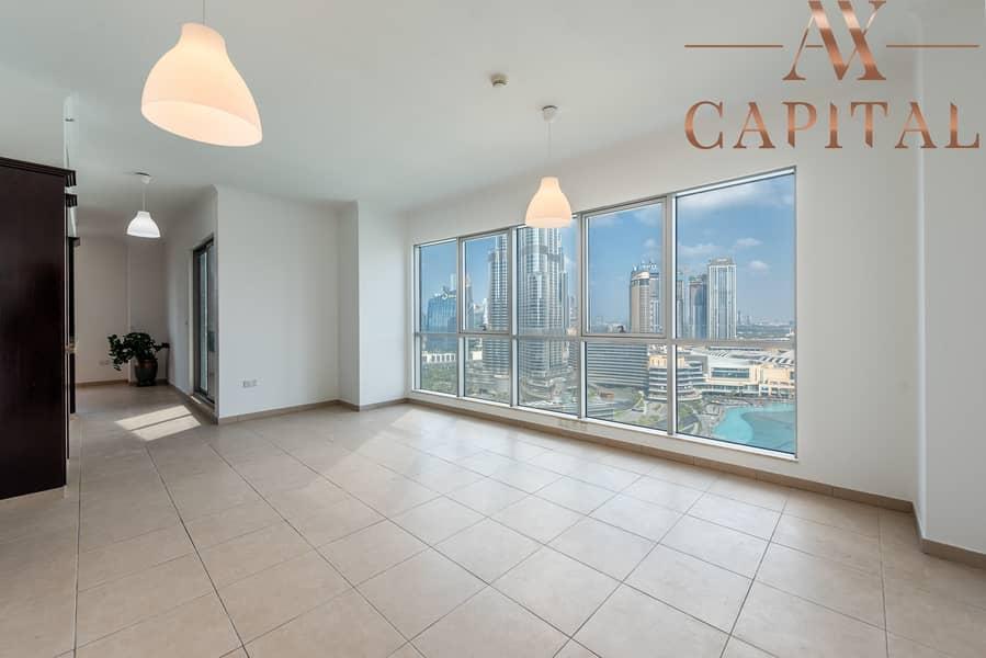 2 Burj Khalifa & Fountain View | Vacant & Ready
