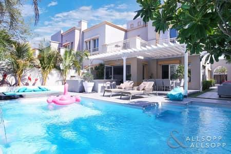 3 Bedroom Villa for Sale in The Springs, Dubai - Fully Upgraded   Corner Plot   Exclusive