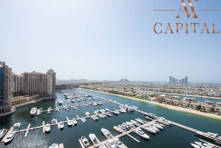 2 Bedroom Apartment for Sale in Palm Jumeirah, Dubai - Rented until January | Full Atlantis View
