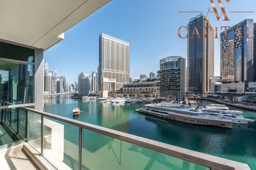 2 Spectacular Marina View | Spacious unit | Vacant