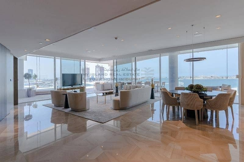 2 High  floor |  Skyline view  |  4 Bed Apartment