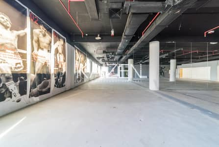 Shop for Rent in Jumeirah Lake Towers (JLT), Dubai - Huge Space | Shell & Core | Prime Location