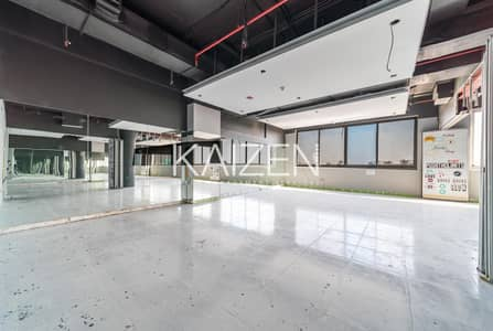 Shop for Rent in Jumeirah Lake Towers (JLT), Dubai - Spacious | Partially Fitted | Prime