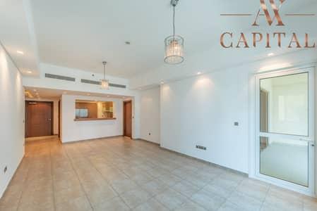 شقة 2 غرفة نوم للبيع في نخلة جميرا، دبي - Tenanted   Spacious   Balcony   Upgraded