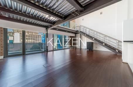 مکتب  للايجار في مدينة دبي للإعلام، دبي - Stylish Duplex | Best Price | Modern Building