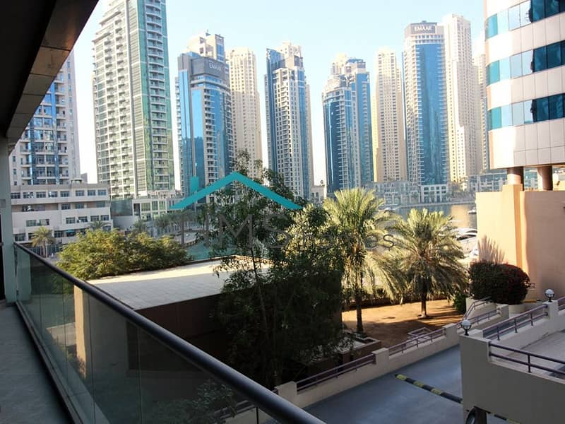 13 Furnished 1BR Tower B Marina Views