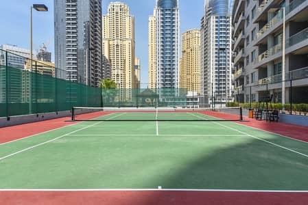 1 Bedroom Flat for Rent in Dubai Marina, Dubai - Furnished 1BR Tower B Marina Views