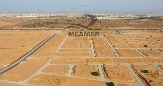 Plot for Sale in Al Zahia, Ajman - Residental plots for sale in ajman alzahia area direct in shk. Md Bin Zayed Road with best price.