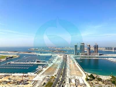 4 Bedroom Apartment for Rent in Dubai Marina, Dubai - Le Reve I Full Sea view 4 BRs + Maid