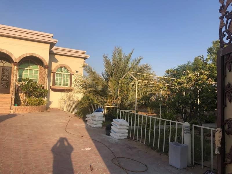 Villa for sale in Umm Al Quwain in Al Salamah area (excellent location)