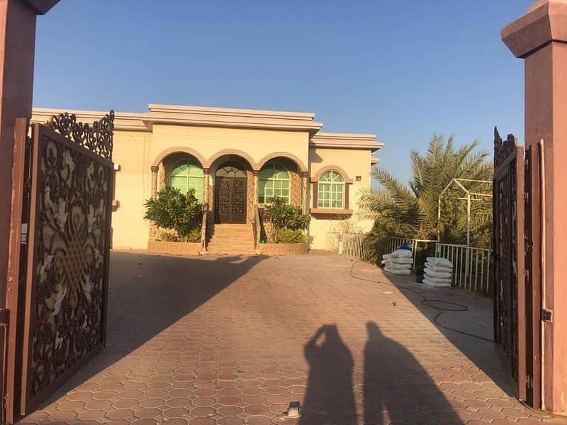2 Villa for sale in Umm Al Quwain in Al Salamah area (excellent location)