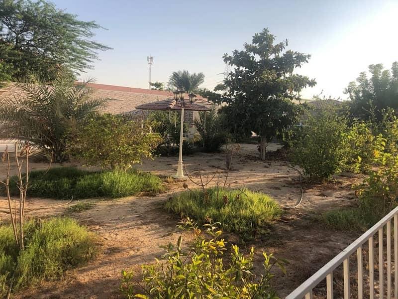 7 Villa for sale in Umm Al Quwain in Al Salamah area (excellent location)