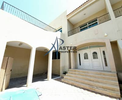 3 Bedroom Villa for Rent in Khalifa City A, Abu Dhabi - Elegant 3BR Shared Pool/Gym | Covered Parking 24/7 Security