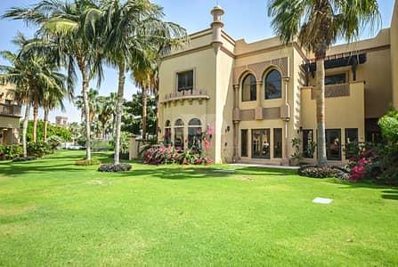 فیلا 4 غرف نوم للبيع في نخلة جميرا، دبي - Unfurnished | Vacant | Exclusive | Inside the Gate