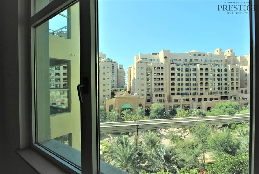 18 One  Bedroom | High Floor view | Unfurnished