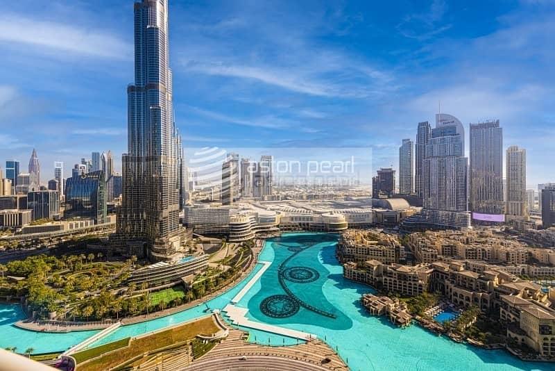 2 Gorgeous Penthouse | Burj Khalifa / Fountain View