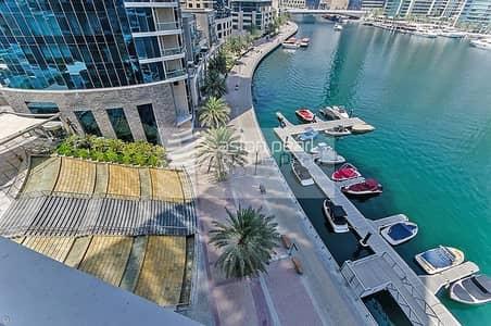 فلیٹ 2 غرفة نوم للبيع في دبي مارينا، دبي - Best Layout |Full Marina View|Furnished| Exclusive