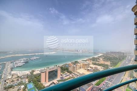 فلیٹ 3 غرف نوم للبيع في دبي مارينا، دبي - A Must See ! | 3 BR+M | Full Sea View | Vacant Now