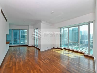 2 Bedroom Flat for Rent in Dubai Marina, Dubai - Exclusive 2 Bedroom|Full Marina View |Vacant Soon