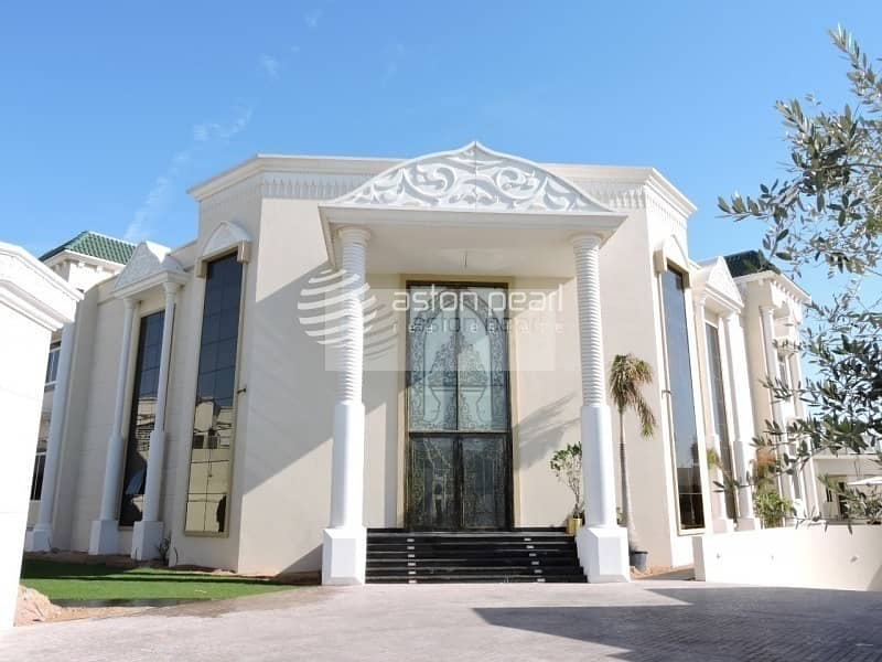 2 7 BR Luxury Finished | Private Pool | Close to SZR