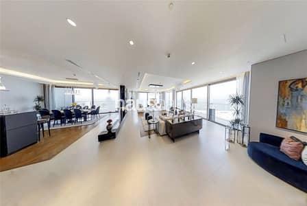 بنتهاوس 5 غرف نوم للبيع في نخلة جميرا، دبي - Luxury | Pay 30% move in | 70% over 3yrs | Garden