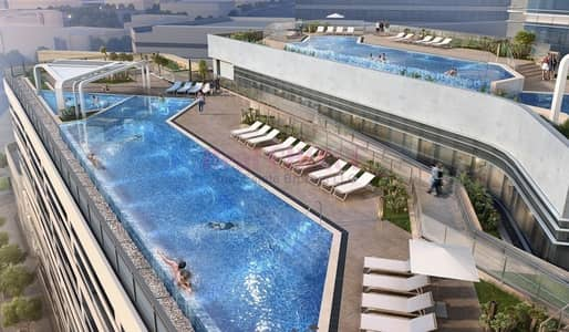 2 Bedroom Hotel Apartment for Rent in Dubai Media City, Dubai - New Opening | Amazing Sea View | All Bills Included