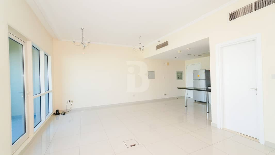 2 Large Layout   Balcony & Parking   Vacant   4 Chq