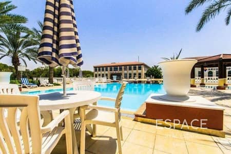 1 Bedroom Flat for Rent in Green Community, Dubai - Garden Views | Close to Amenities | 1 Bed
