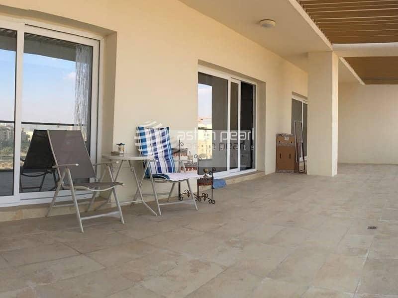 2 2BR Upgraded  Apartment | Big Terrace |High Floor
