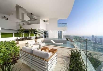 بنتهاوس 4 غرف نوم للبيع في قرية جميرا الدائرية، دبي - Urgent Sale |Amazing Penthouse | Luxury 4 Bedrooms